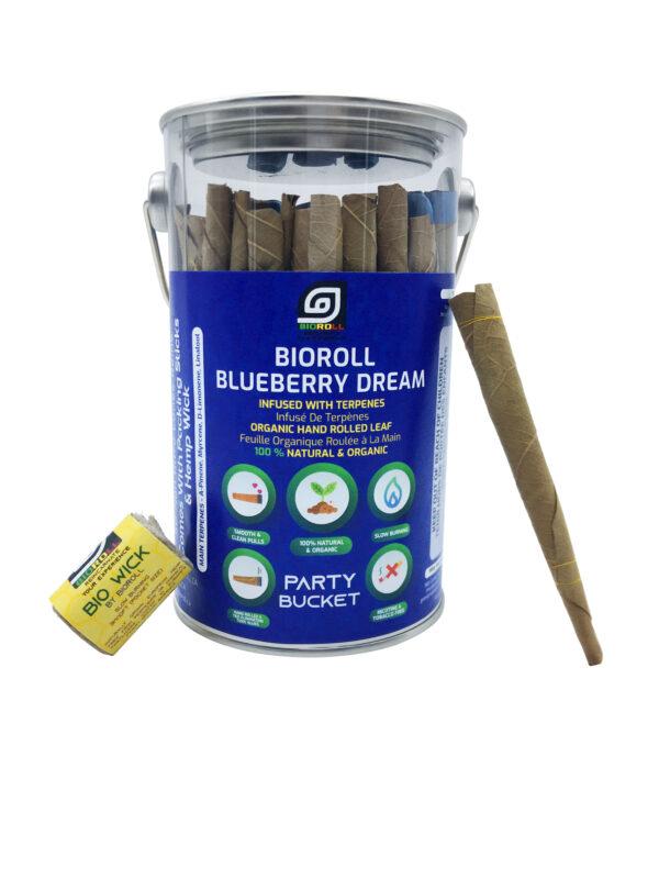 Bluedream Terpene Infused Wrap Cone